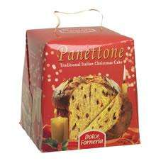 Dolce Forneria Panettone Traditional Italian Christmas Cake 900g - £3.00 @ Wilkinson