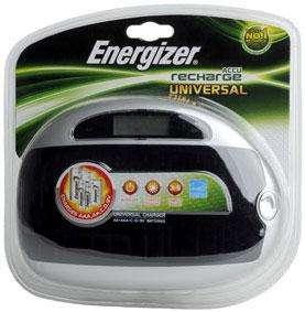 Energizer Multi Universal Battery Charger - £10.00 @ Wilkinson