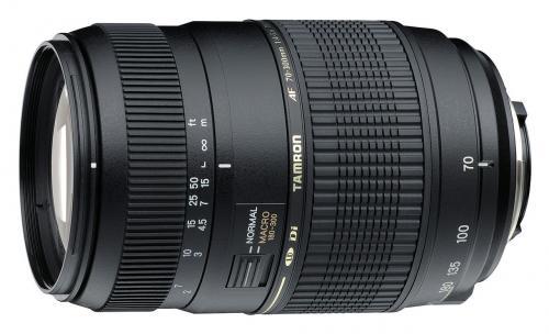 Tamron 70-300mm F4/5.6 DI LD Macro (Pentax /Canon/Nikon/Sony) £89.99 @ Jessops