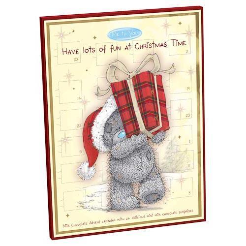 Me to You Bear Advent calendar 2 for £1 @ Poundland