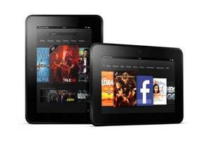 Kindle Fire - Now £99 (with special offers*) or  £109 (without special offers) Amazon - Black Friday Deal