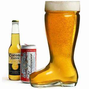 A bit of fun for Christmas - Giant Glass Beer Boot 3.5 Pint + £3.99 delivery (WAS £19.99) - Weekly Special Inc P&P @Drink stuff.com