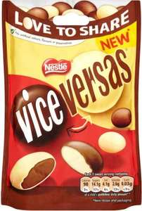 Nestle Vice Versas (126g) ONLY £1.00 @ Asda