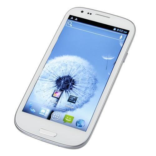 "SMARTPHONE S3 i9377 4.7"" MTK6577 DUALCORE ANDROID 4.1 DUAL SIM UNLOCKED EBAY UK Seller  nstovold  £142.99"