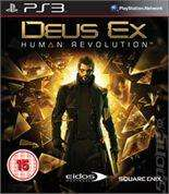Deus Ex Human Revolution PS3 £6.60 from amazon  (PC version £6.49)