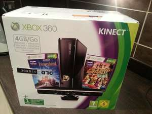 Xbox 360 with Kinect bundle at asda instore only - £179