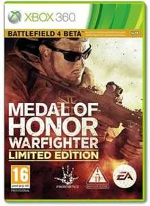 Medal of honour Warfighter LE XBOX 360 £19.99 @ Simply Games