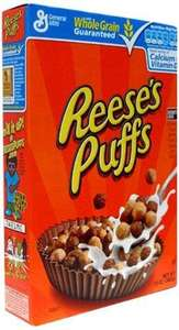 368g General Mills Reese's Puffs Cereal £5 @ Tesco