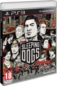 Sleeping dogs - PS3 & XBOX 360 - Grainger games price match less £1 £13.99 delivered new!!