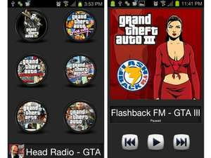 Grand Theft Auto radio App - FREE. Google play store