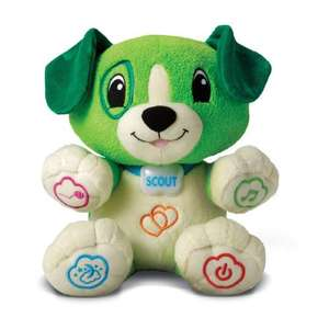 LeapFrog My Puppy Pal Scout (Green), £10.79 Delivered @ Amazon