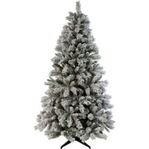 6ft green snow covered Christmas tree £49.99 @ Argos