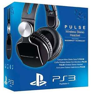 Sony Pulse Wireless Stereo Headset - PS3 £95.97 Delivered @ ASDA Direct