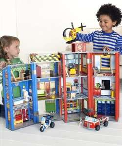 Big City Wooden Rescue Station £70.00 half price @ Mothercare