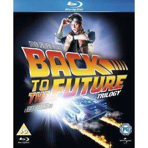 Back to the Future Trilogy (Blu-Ray) - £9.00 - Amazon UK (free delivery)