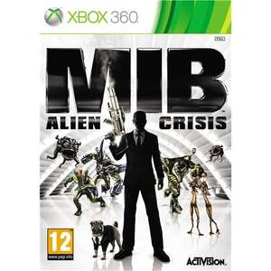 New Releases at Game for 99p, including Far Cry 3 & Hitman Absolution after trading in 2 selected titles, Men In Black 3 (360 & PS3) £7.99 @ Play.com, so works out at £16.97 for a new release
