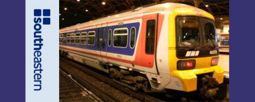 25% of Off peak travel when booked via southeastern railways