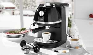 Silvercrest Espresso Machine £39.99 (from Thurs 29th Nov) @ Lidl