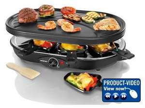 Raclette Grill only £16.99 at Lidl TODAY!!!!