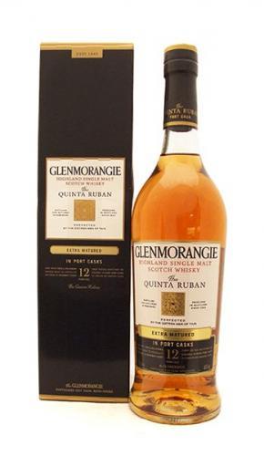 Glenmorangie Quinta Ruban 70cl £24.65 at Sainsburys (33% off)