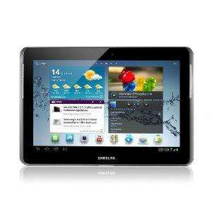 Samsung Galaxy Tab2 10.1 inch Tablet - Silver (16GB, 3G, Andriod 4.0)  £299.99 @ Amazon