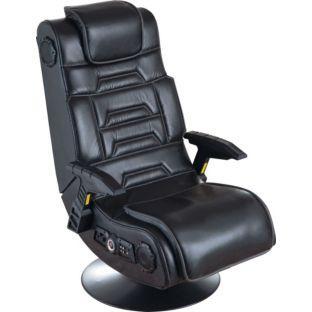 X Rocker PRO Gaming Chair with 2.1 Wireless Sound System £129.99 @ Argos  sc 1 st  HotUKDeals & X Rocker PRO Gaming Chair with 2.1 Wireless Sound System £129.99 ...