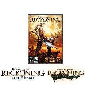 Kingdoms of Amalur: Reckoning - Complete Pack (PC download), 80% off £7.48 ($11.99) + free $5 credit @ Amazon.com