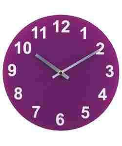 Wall clocks £3.99 at pound stretchers