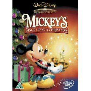 Disney Mickey Mouse Christmas DVDs from £3 delivered @ Tesco Direct