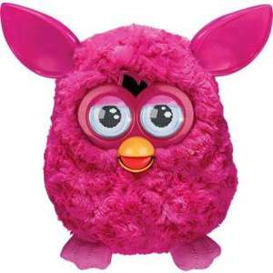 Furby 4 colours left including PINK £44.97 delivered to store with code @ Tesco Direct
