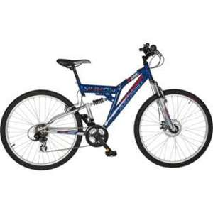 Raleigh Yukon 26 Inch Mountain Bike (Men's) at Argos