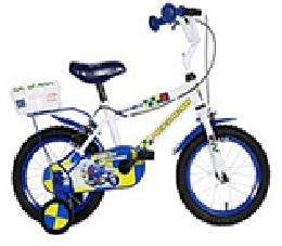 Apollo Police Patrol Boys Bike - 14""