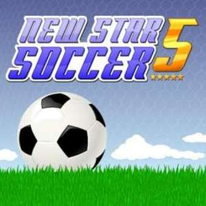 New Star Soccer 5 (PC NOT the mobile game) 50% off on Steam £4.99