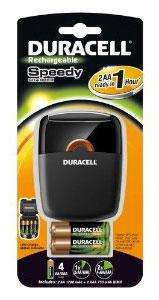 Duracell rechargeable batteries half marked price in Wilkinsons