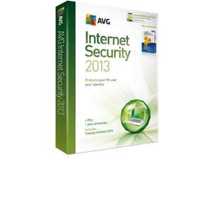 AVG Internet Security 2013 and TuneUp Utilities 2013 @ Amazon