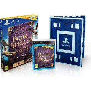 PS3 Wonderbook and the Book of Spells game for £20 at Amazon