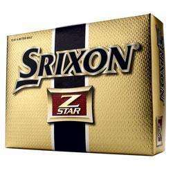 Srixon Z-Star 2012 Golf Balls 3 dozen for £49.98 @ ClickGolf