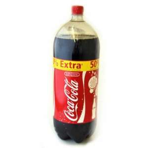 Coca Cola 3ltr bottles reduced to £1.75 a bottle from £1.98 @ Iceland