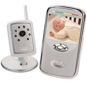 Summer Infant Slim and Secure Baby Monitor scanning @ £37.00 Instore @ Tesco