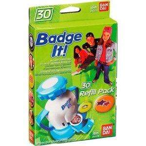 Bandai Badge It! 30 Badge Sets Refill Pack now £4.50 del @ Amazon