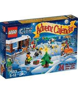 Lego city advent calendar £9.99 at Argos