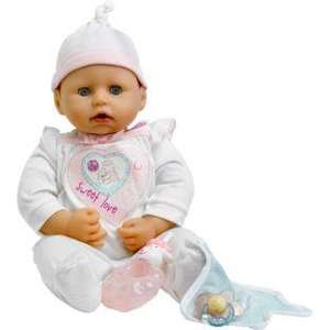 Baby Annabell Doll (full size, latest model) £29.99 - Argos