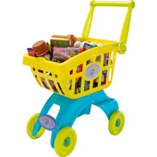 Chad Valley Shopping Trolley Playset @ ARGOS £9.97