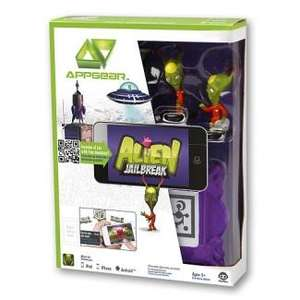 appgear alien jailbreak ipod touch iphone and android game 2.99 @ home bargains (9.99 @ tesco)