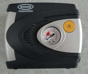 Ring Automotive RAC610 12V Analogue Compressor £8.99 @ Amazon