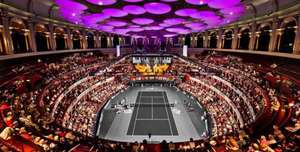 £17.50 tickets to 'Statoil Masters Tennis' at The Royal Albert Hall @ Time Out