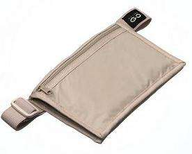Security money belt 50p @ Tesco