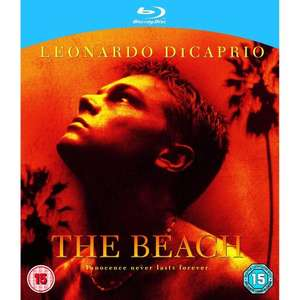 The Beach [Blu-ray] pre-order at Amazon. £6.