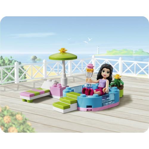 LEGO Friends 3931: Emma's Splash Pool 50% off - £2.49 @ Amazon back in stock 6/12