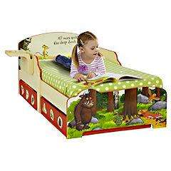 Gruffalo Toddler Bed with Underbed Storage and Bedside Shelf now £111.75 del @ Sainsbury's